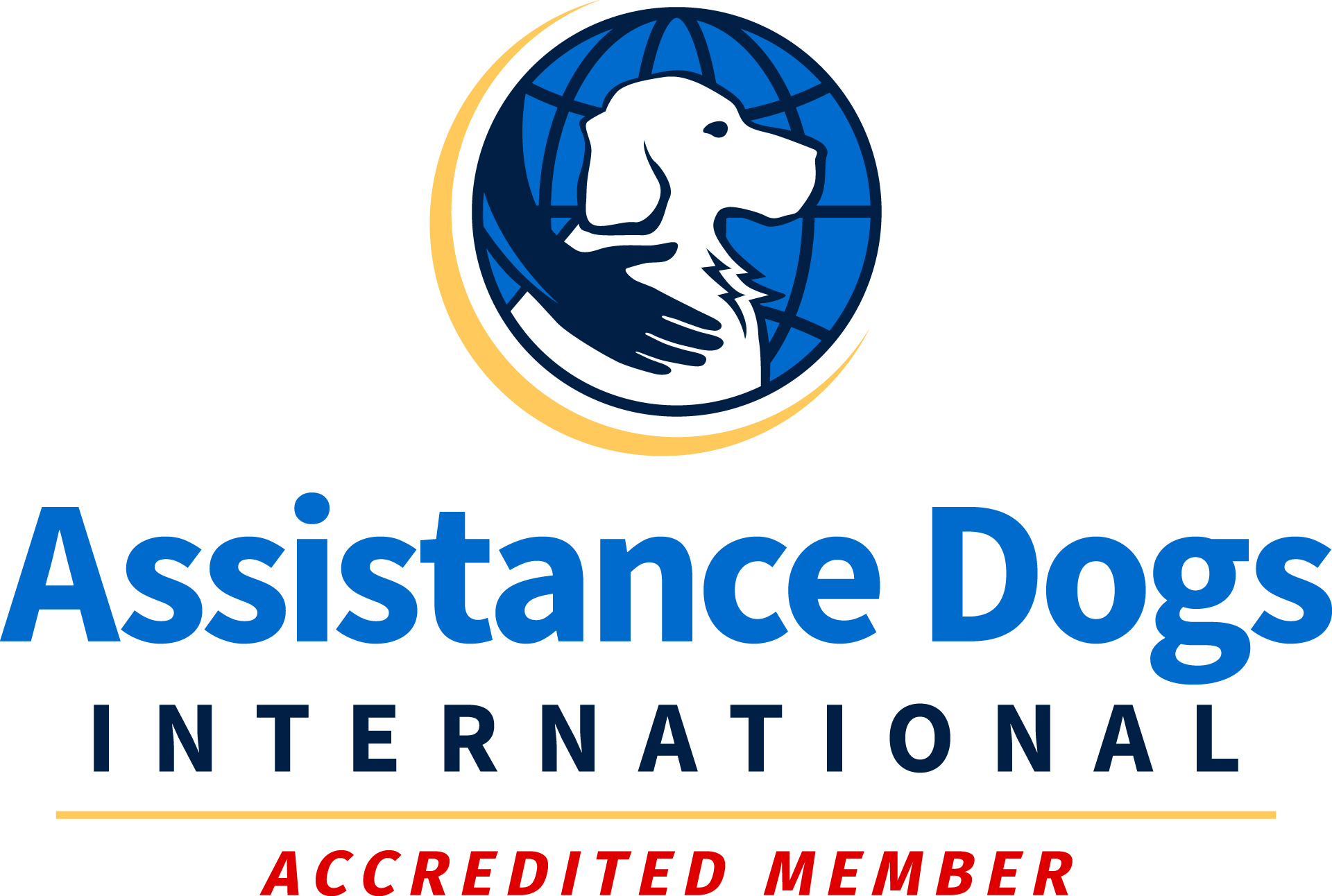 ADI Accredited Centered Logo